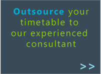 timetable outsourcing, timetable software